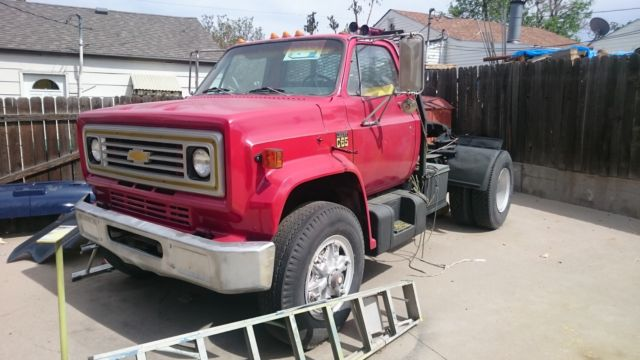 1976 Chevy c65 truck for sale: photos, technical