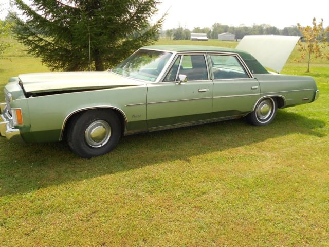 1976 Chrysler Newport