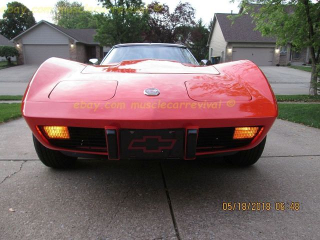 1976 Chevrolet Corvette Base Coupe