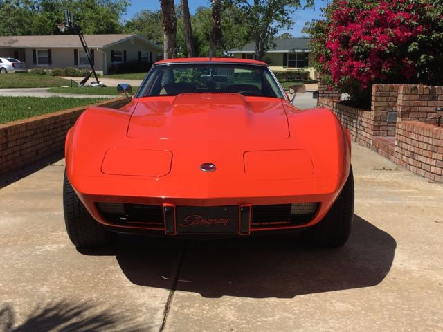 1976 Chevrolet Corvette STINGRAY COUPE