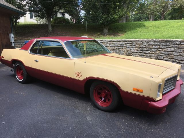 1976 Dodge Charger RT Tribute Base