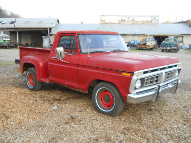 1976 Ford F-100 Flareside
