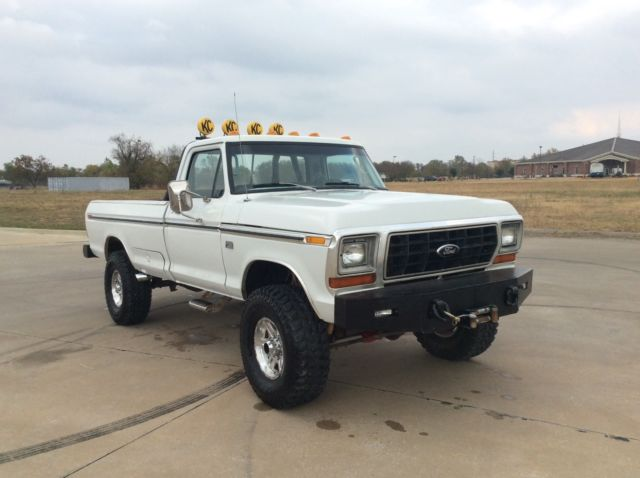 1976 Ford F-250 Camper special 3/4 ton