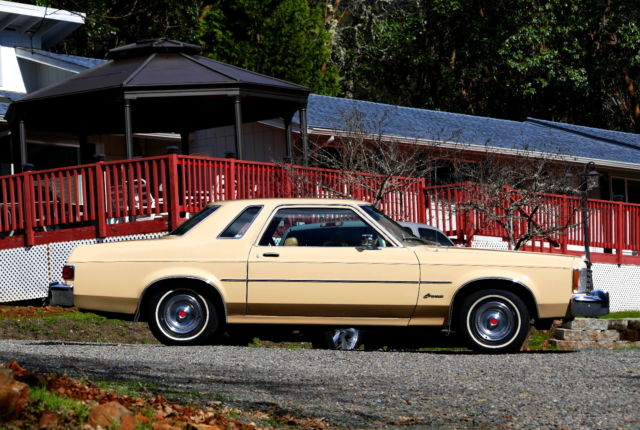 1976 Other Makes FORD GRANADA