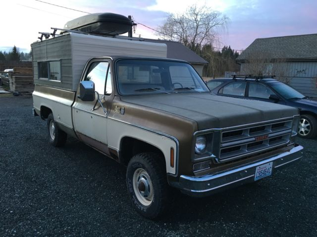 1976 Gmc Sierra Grand K15 For Sale Photos Technical