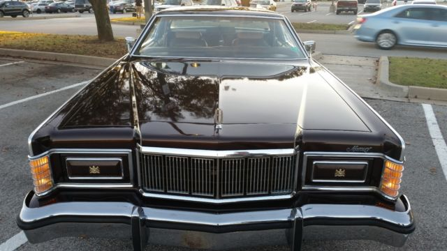 1976 Mercury Grand Marquis Brougham
