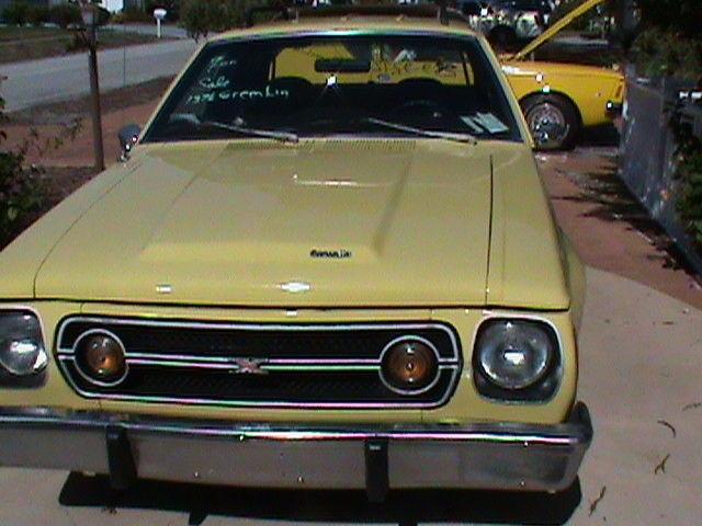 George Gremlin Cars 2
