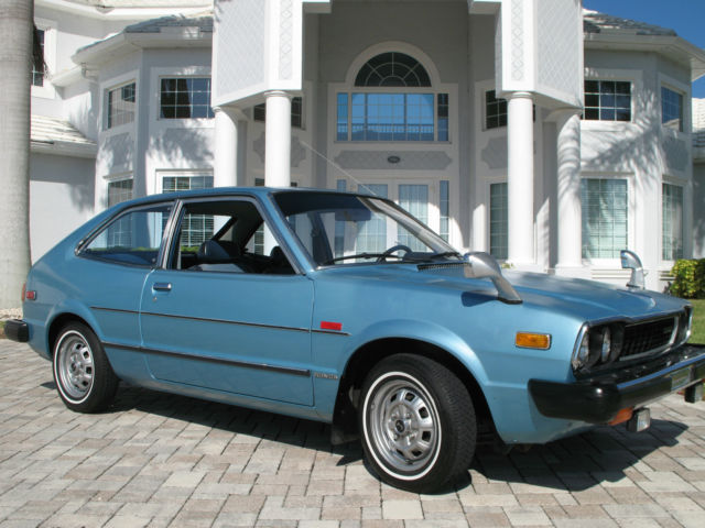 1976 honda accord cvcc 1st year 1 family owned low miles auto nice condition for sale photos. Black Bedroom Furniture Sets. Home Design Ideas