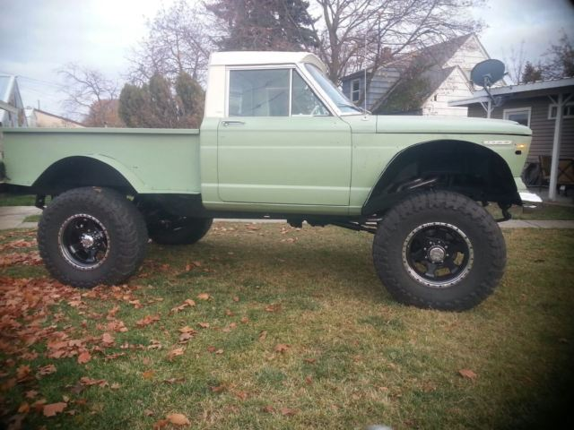 1976 jeep j10 all chevy newly built 454 m20 4 spd dana 60 front 14 1976 jeep j10 all chevy newly built 454 m20 4 spd dana 60 front 14 bolt rear wow