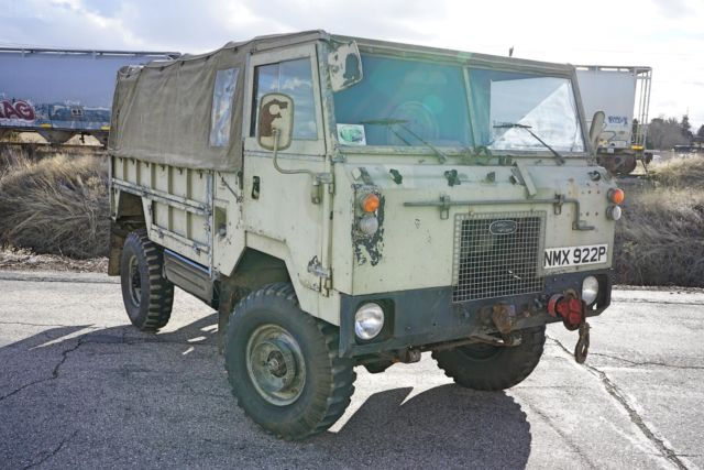 1976 Land Rover Series 101 Forward Control