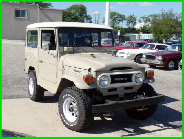 1976 Toyota Other Landcruiser-FROM ARIZONA-RUST FREE