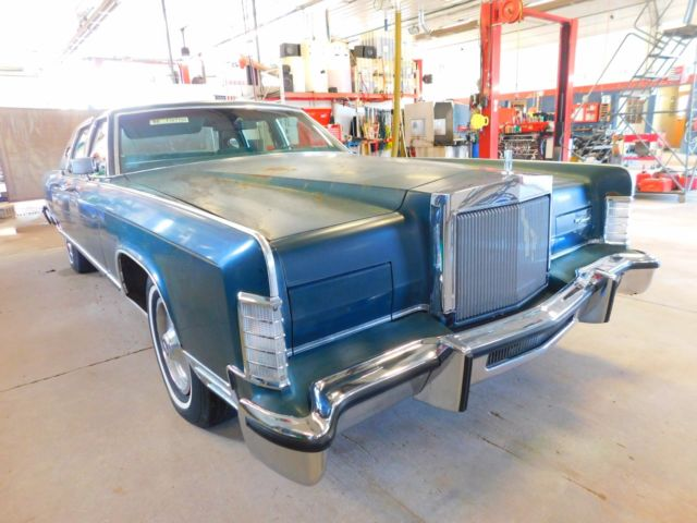1976 Lincoln Continental Town Car T1267799 For Sale Photos