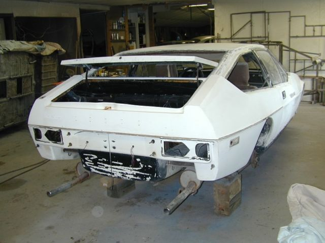 1976 Other Makes   rare LOTUS Eclat 2 +2  Sport GT SPRINT Coupe