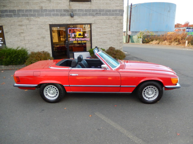 1976 mercedes benz 450 sl convertible only 92 000 miles for 1976 mercedes benz 450sl for sale