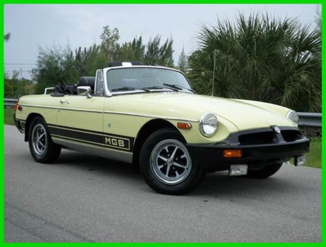 1976 MG Other CONVERTIBLE 4 SPEED MANUAL
