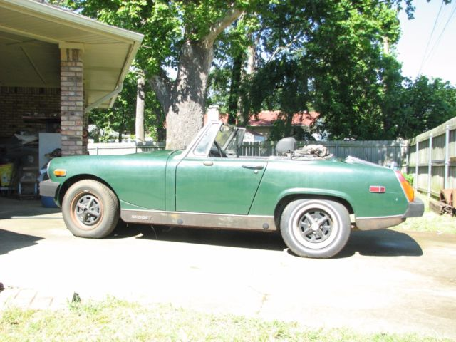 1976 Mg Midget 1500 Nbr 4 Per Old Cars Report Price Guide For Sale