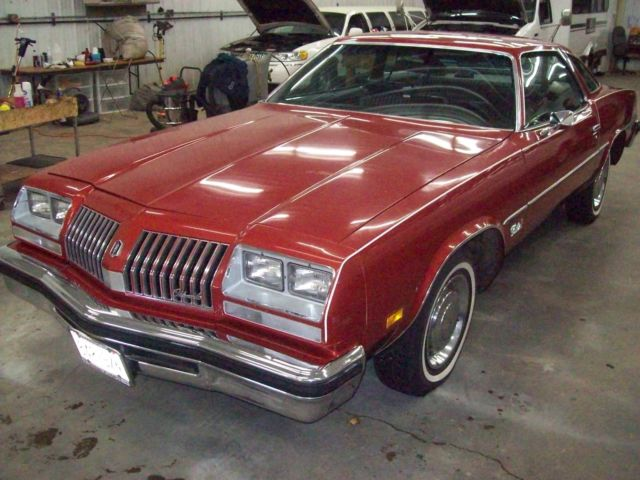 1976 Oldsmobile Cutlass Cutlass S