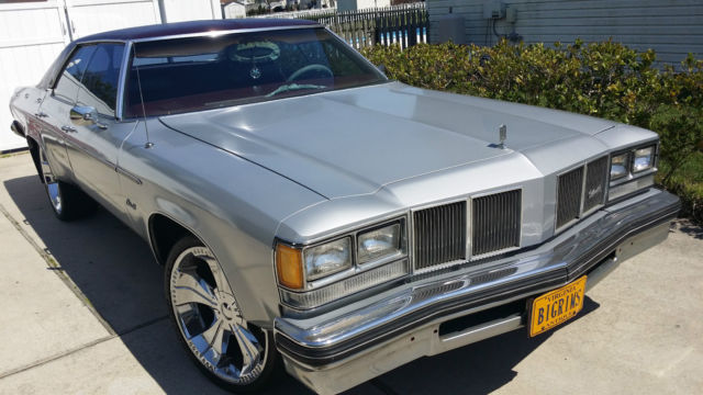 1976 Oldsmobile Other Delta Royale