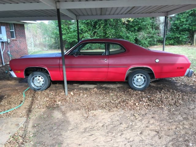 1976 Plymouth Duster FEATHER DUSTER
