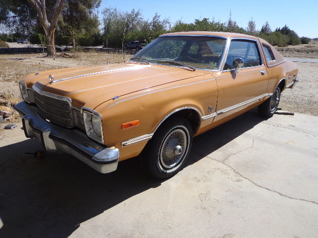 1976 Plymouth Volare