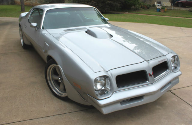 1976 pontiac firebird trans am 455 4sp posi butler video. Black Bedroom Furniture Sets. Home Design Ideas