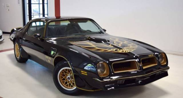 1976 pontiac firebird trans am 50th anniversary se 63 579. Black Bedroom Furniture Sets. Home Design Ideas