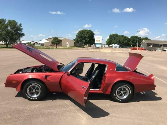 1976 Pontiac Trans Am Firebird Trans Am