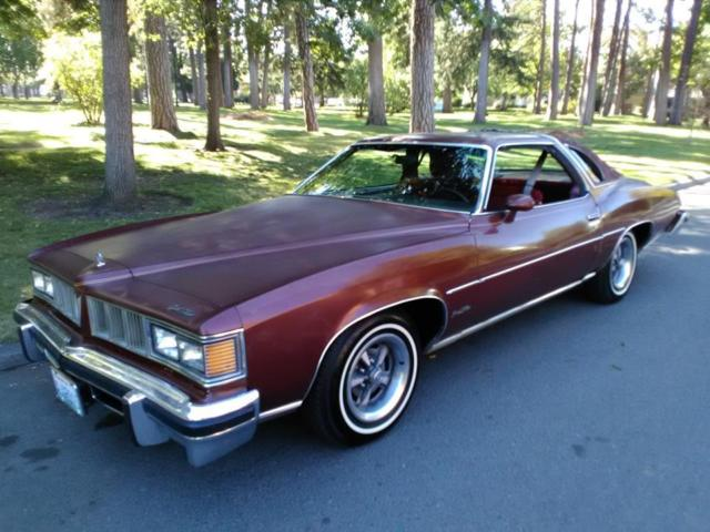 1976 pontiac grand lemans for sale photos technical. Black Bedroom Furniture Sets. Home Design Ideas