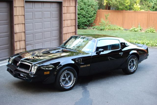 1976 pontiac trans am 455 big block 4 speed a c p s p b. Black Bedroom Furniture Sets. Home Design Ideas