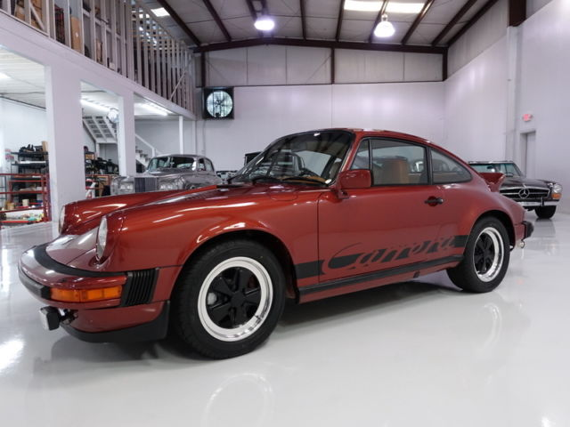 1976 Porsche 911 S Coupe, EXTREMELY RARE FACTORY BIG TANK OPTION!