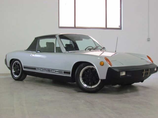 1976 Porsche 914 -Removable Top-