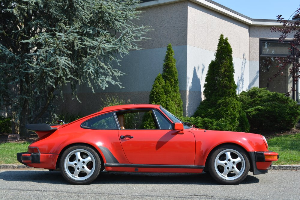 1976 Porsche 911 930 For Sale: 1976 Porsche 930 0 Red For Sale: Photos, Technical