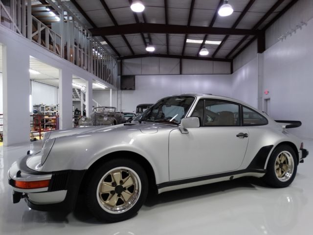 1976 Porsche 930 Turbo Carrera, MATCHING NUMBERS ENGINE!