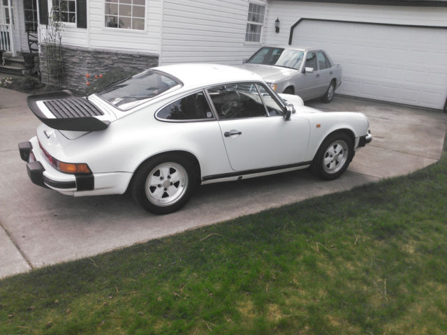 1976 Porsche 911 Carrera 3.0 Coupe