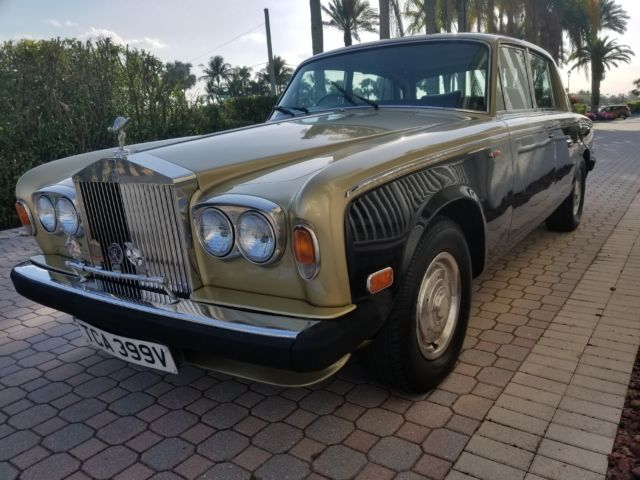 1976 Rolls-Royce Silver Shadow