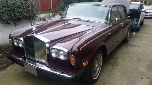 1977 Rolls-Royce Silver Shadow