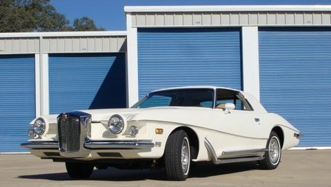 1976 Other Makes Stutz Blackhawk VI Blackhawk VI Dean Martin Special
