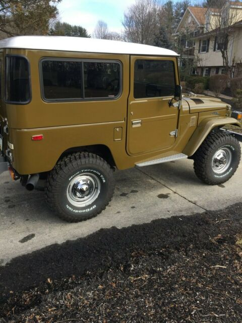 1976 TOYOTA FJ40 PROF RESTORATION, LAST TIME LISTING, WILL KEEP IT