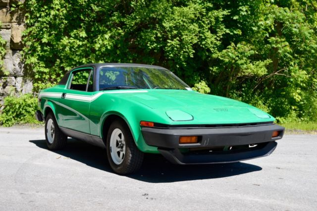 1976 Triumph Tr7 Victory Edition For Sale Photos Technical
