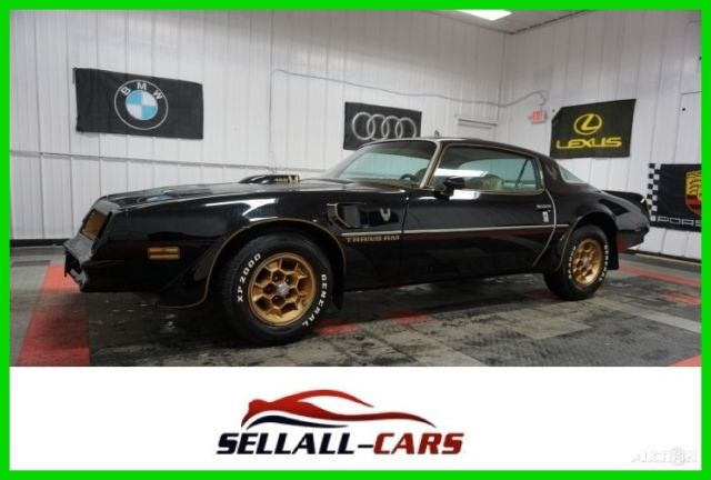 1976 used pontiac firebird trans am rare collectors 60. Black Bedroom Furniture Sets. Home Design Ideas