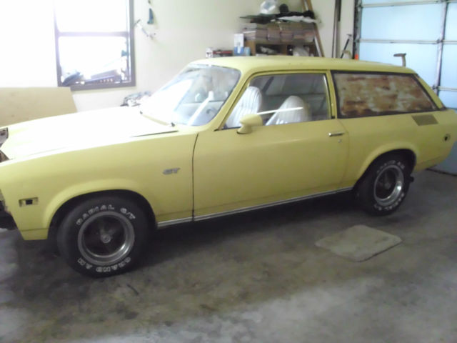 1976 Chevrolet Other WAGON/PANAL