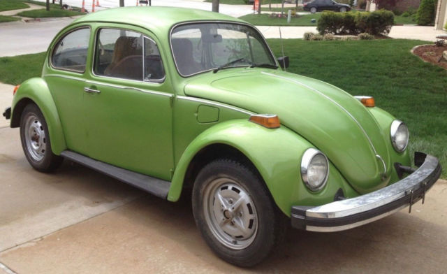 1976 Volkswagen Super Beetle Base Sedan 2-Door 1.6L for ...