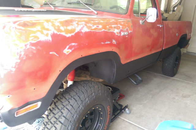 1976 Dodge Other Pickups Custom