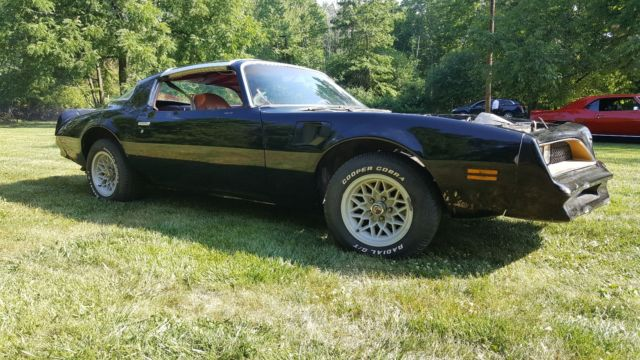 1977 Pontiac Trans Am TRANS AM 400 4 SPEED HURST TOPS NEW YORK