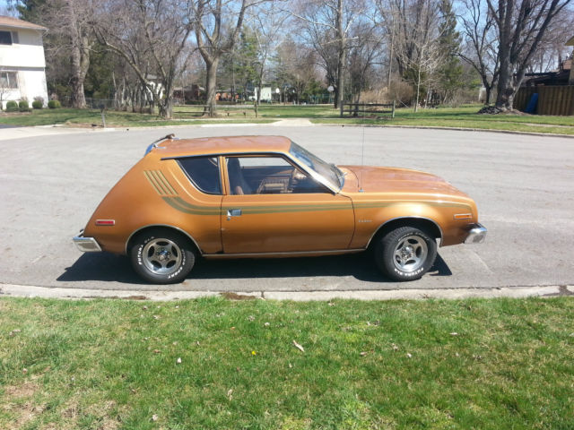 1977 AMC Gremlin 36K Original Miles for sale: photos, technical specifications, description