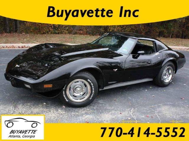 Black Corvette Buyavette Inc Atlanta For Sale Photos - Buyavette car show