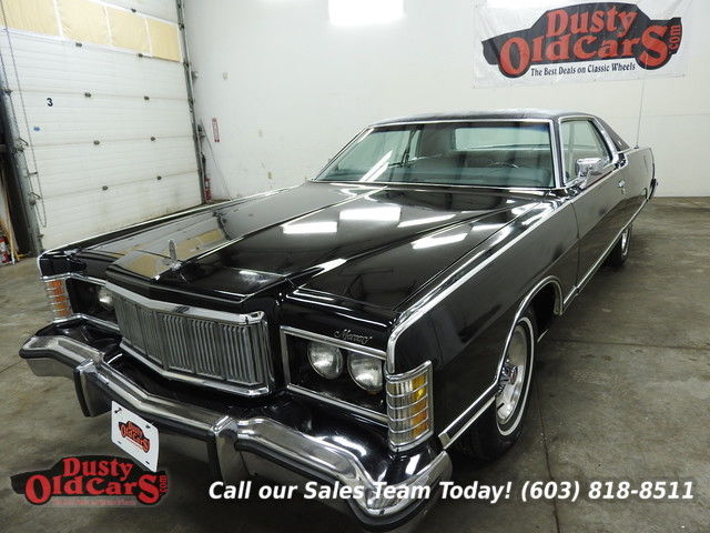 1977 Mercury Grand Marquis Runs Drives Body Interior Vgood 460V8