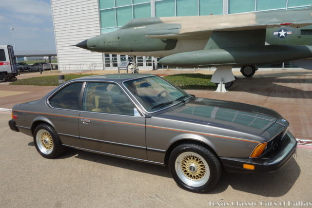 1977 BMW 6-Series csi