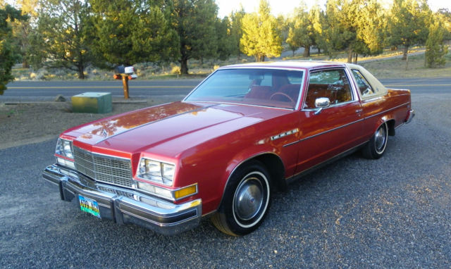 1977 Buick Electra Limited