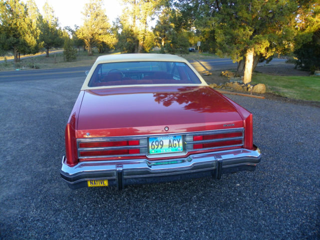 1977 Buick Electra Limited Coupe 2-Door 6.6L for sale ...